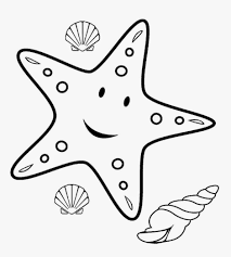 sea star coloring page starfish coloring page starfish coloring