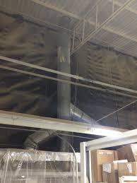 Spray Booth Ventilation System Manifolding Spray Booth Ductwork And Improper Airflow Paint