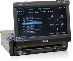 jensen vm9214 in dash touchscreen monitor dvd player and aux in
