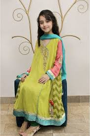 lovely kids party wear dresses designs latest collection al