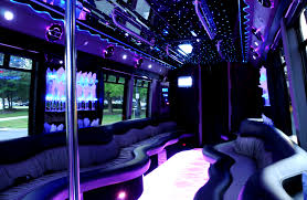 hummer limousine with pool party bus tampa party bus party bus rental