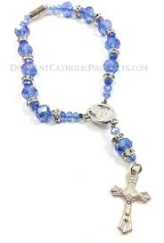 auto rosary magnet clasp auto rosary a color