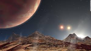 Arizona how long would it take to travel one light year images Astronomers discover 7 earth sized planets orbiting nearby star cnn jpg