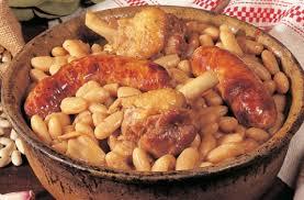 cuisiner manchons de canard cassoulet de castelnaudary au manchon de canard confit léon fargues