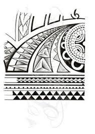ink maori design tattoo on left full arm by oskar 12 cool maori