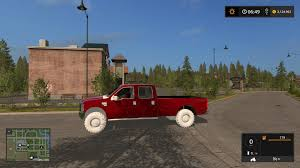Ford F350 Truck - ford f350 work truck v2