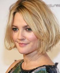 hair style angled toward face 65 fab hairstyles for round faced gals