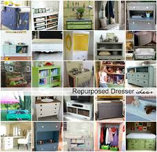Diy Project Ideas Repurposed Dresser Ideas The Idea Room