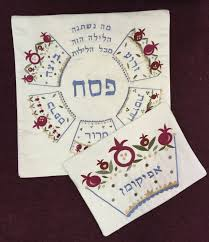 afikomen cover set of matzah afikomen covers by yair emanuel all gifts