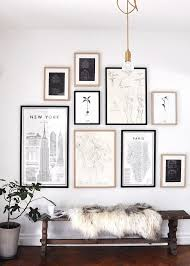best gallery walls arttoframes blog gallery walls 101 getting started