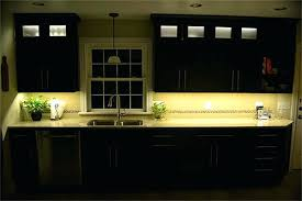 Best Led Under Cabinet Lighting Led Under Cabinet Lighting Strip U2013 Kitchenlighting Co