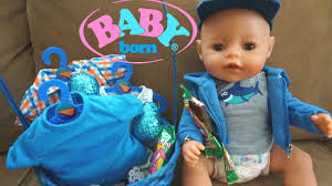 Easter Clothes For Baby Boy Baby Born Ben U0027s Easter Basket New Clothes Youtube