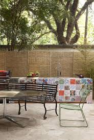 Funky Garden Decor Patchwork Tiles Mix And Match Your Favorite Colors For A