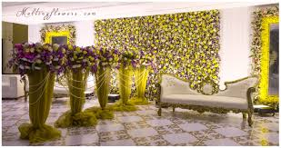 Home Design For Wedding by Floral Decoration For Wedding Home Design Popular Amazing Simple