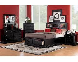 homelegance bedroom set in el814bk 1set