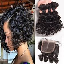 bob haircuts black hair wet and wavy 100 virgin remy brazilian human hair 8a quality 3 bundles of