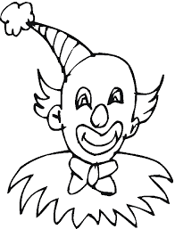 free circus coloring pages sherriallen