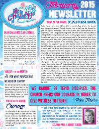 Challenge Meaning February 2015 Challenge Newsletter Challenge