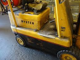 hyster s40c gas fork lift truck 1st machinery