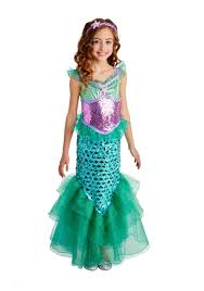 Ariel Clothes For Toddlers Little Mermaid Costumes Ariel Little Mermaid Costume