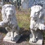 lions statues for sale garden statuary outdoor statues and garden decor concrete