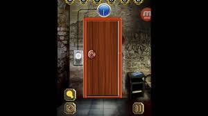 100 door escape scary home walkthroughs 100 door escape scary house level 21 youtube