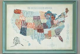 us map framed amazoncom 32x50 rand mcnally classic united states usa wall map