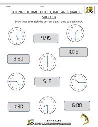 pictures on maths clocks worksheets bridal catalog