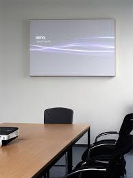 projektionsfläche schallabsorbierende beamer und projektionsflächen