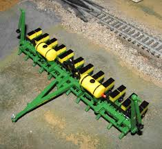 John Deere 7200 Planter by 1 64 John Deere 12 Row 7200 Max Emerge Planter High Detail