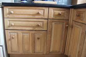 Kitchen Cabinet Garage Door by Solid Oak Kitchen Cabinet Doors Detrit Us