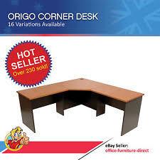 Corner Desk Ebay Corner Desk L Shaped Home Office Desk Ebay