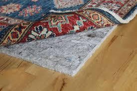 amazon com 7x9 genuine mohawk eco friendly felt rug pad home