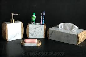 white marble bathroom accessories wood bath at rs pieces u2013 buildmuscle