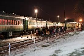 take the polar express ride in indiana this christmas season