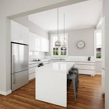modern kitchen ideas with white cabinets modern white kitchen design design ideas photo gallery norma budden