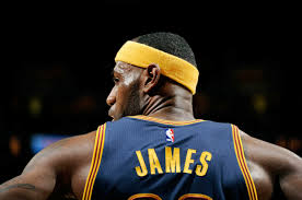lebron ad couldn u0027t help him win his first game back home
