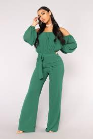 green jumpsuits jumpsuits