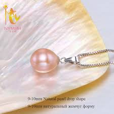 freshwater pearl necklace pendant images Nymph pearl jewelry fine jewelry natural pearl necklace pendant jpg