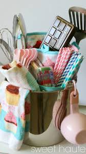 baking gift basket baking diy gift basket idea sweethaute