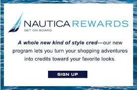 nautica coupons special offers and holiday deals