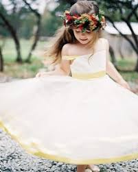 flower girl accessories the best dressed flower from real weddings martha stewart
