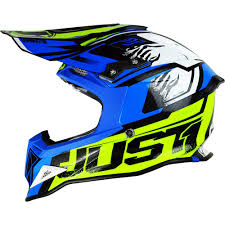 motocross helmet graphics new just1 racing mx j12 dominator yellow blue dirt bike carbon
