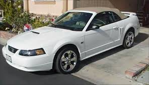 mustang 2002 for sale ford mustang gt convertible