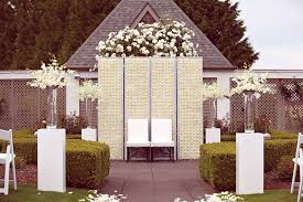 wedding backdrop modern oregon golf club wedding we were married here wedding venues