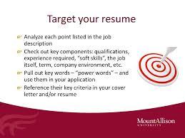 resume u0026 cover letter writing workshop career services