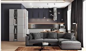 grey interior 2 masculine interiors in shades of grey black u0026 brown