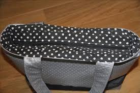 patron couture sac cabas laisse luciefer le baroque sac simili et dentelle