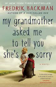 my grandmother asked me to tell you she u0027s sorry book by fredrik