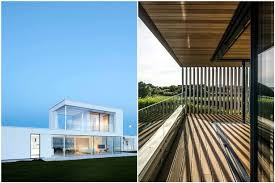 futuristic coastal home from wales to be showcased on grand